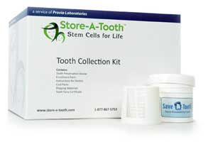 Stem Cell Collection Kit