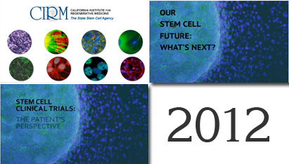A review of Stem cells in 2012