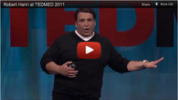 Robert Hariri talk about stem cells
