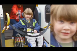 Boy With Cerebral Palsy To Walk after Stem cell treatment