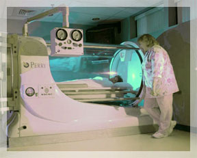 hyperbaric treatment for diabetes